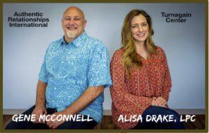 Gene McConnell & Alisa Drake