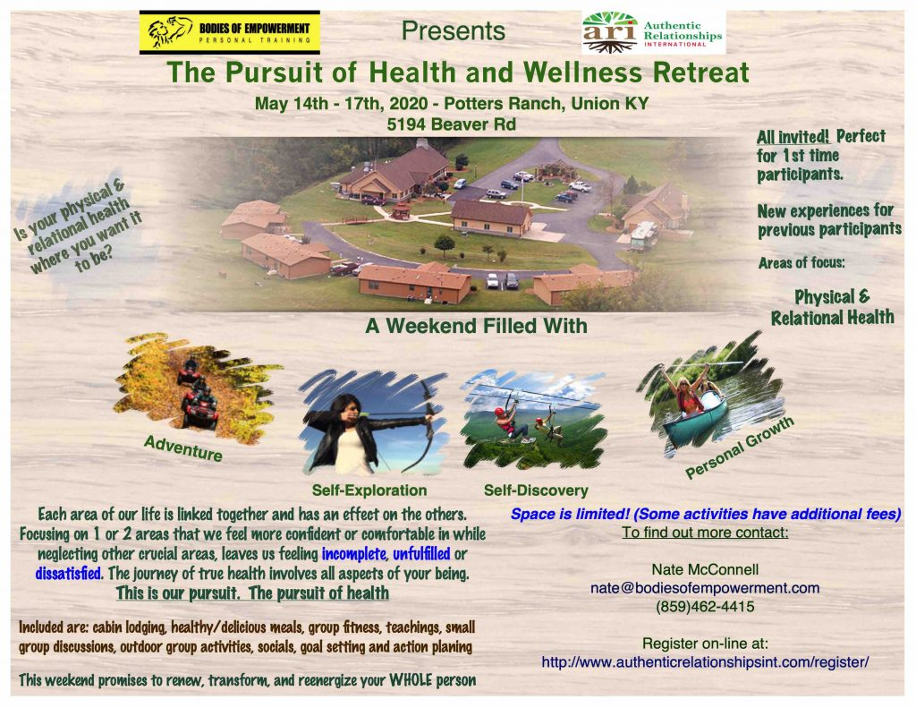 Health and Wellness Retreat